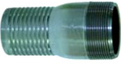 Steel-Plated Combination Pipe Nipples